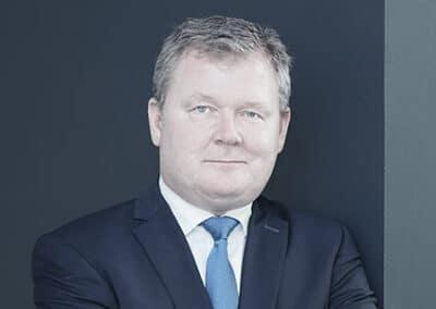 Executive Vice President, Head of Panamax & Supramax - Hans-Christian Olesen
