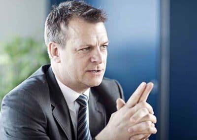 Group Executive Vice President, Head of Asia - Henrik Sleimann Petersen