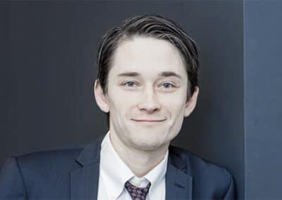 Head of Ultranav Business Support and Business Intelligence - Oskar Fabricius